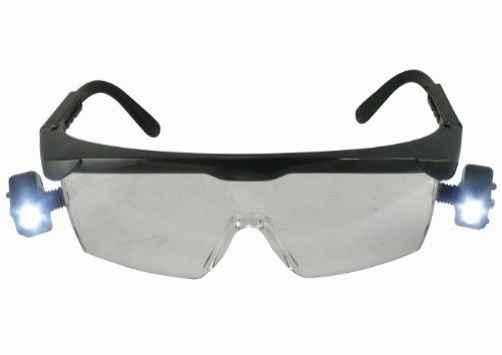 Veiligheidsbril met LED verlichting | Air Tools Emporium