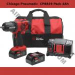 Chicago Pneumatic CP8849 Pack accuslagmoersleutelkit